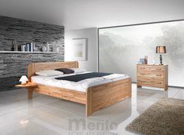BRITA posteľ z masívu hrúbky 3 cm, FMP
