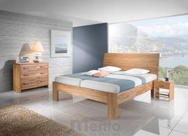 CALINDA posteľ z masívu hrúbky 3 cm, FMP