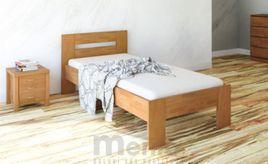 INGA posteľ z masívu, Drevokom