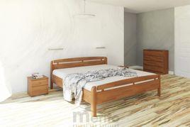 KLAUDIA posteľ z masívu, Drevokom