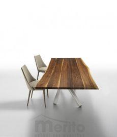 PECHINO dizajnový jedálenský stôl masív MIDJ