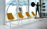 APELLE JUMP bezopierková dizajnová stolička troch výšok MIDJ