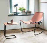 APELLE DS CU dizajnová stolička na kolieskach MIDJ