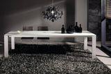 ET 1000 plus Jedálenský stôl so sklom/ hliník.nohy, Hülsta