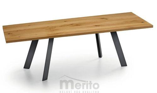 ALEXANDER dizajnový stôl pevný rôzne prevedenia MIDJ