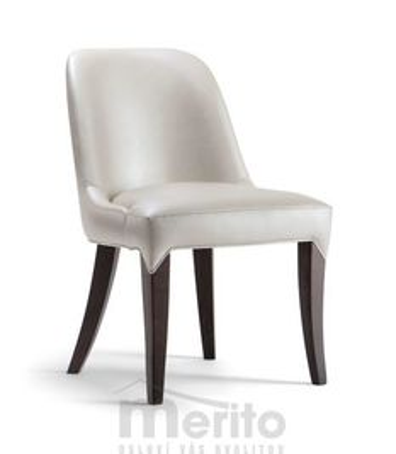 ALYSON dizajnová stolička S masívne nožičky