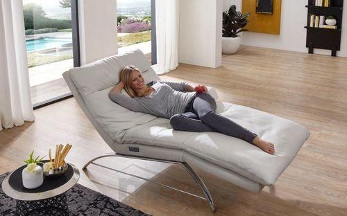 DAILY DREAMS relaxačné lehátko nastaviteľné Willi Schillig