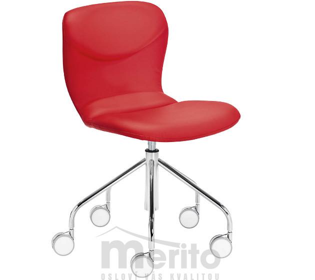 9040049e73a6 ITALIA D-B dizajnová kancelárska stolička na kolieskach MIDJ ...