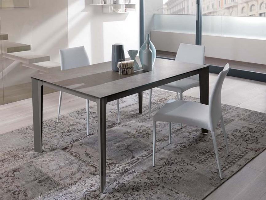 254e51617c010 OPERA Jedálenský stôl s rozťahovaním OZZIO - NÁBYTOK MERITO Bratislava