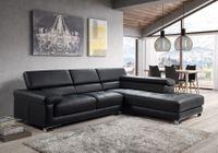 BARISO exkluzívna elegantná kožená sedačka Recor