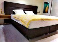BOXSPRING SuitedeLuxe posteľ s nočnými stolíkmi , Hulsta Výpredaj