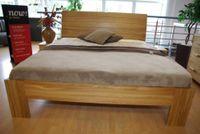 CALINDA posteľ z masívu dub, FMP