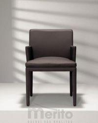 D 20-9/10 stolička celočalúnená s podrúčkou, Hülsta