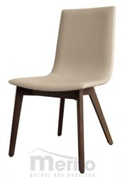 D 27 stolička s masívnymi nohami, Hülsta