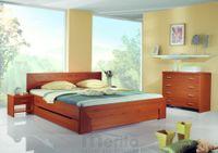 NOVA posteľ z masívu hrúbky 4cm, FMP