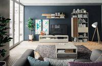 Now Vision zvýhodnená obývacia TV zostava č. 990006, now!by Hülsta