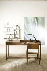 ATHENA dizajnový písací stôl so zásuvkou P&C
