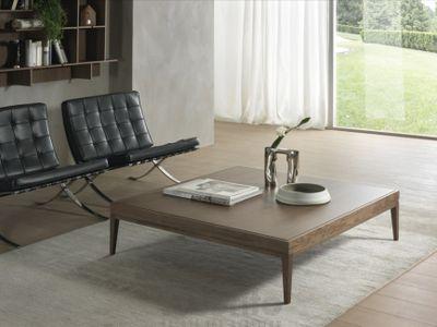 BARNABY konferenčný stolík 120 x 120 cm P&C