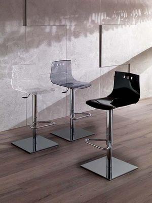 BINGO BASIC barová stolička výškovo nastaviteľná OZZIO