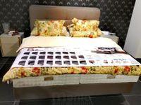 BOXSPRING luxusná posteľ posteľ , Hulsta Výpredaj