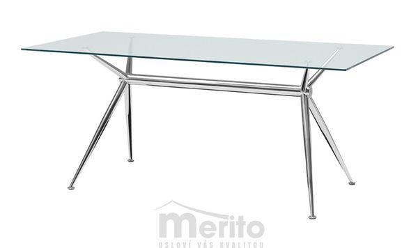 BRIOSO dizajnový stôl pevný rôzne prevedenia MIDJ