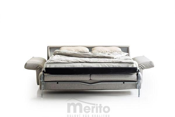 FIORE multifunkčná pohovka Franz Fertig určená na každodenné spanie