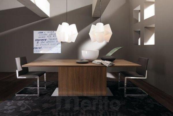 ET 1500 Jedálenský stôl so stredovou podnožou ihneď k odberu