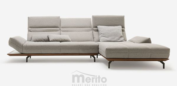HS420 Hülsta sofa luxusná sedacia súprava s funkciou