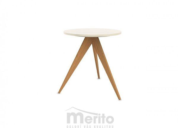 CT71 dizajnový okrúhly stolík priemer 55 cm, now!by Hülsta