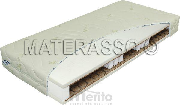 Matrac ADMIRÁL bio hydrolatex, Materasso