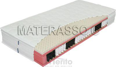 Matrac ANTIBAKTERIAL bio-ex latex T4, Materasso