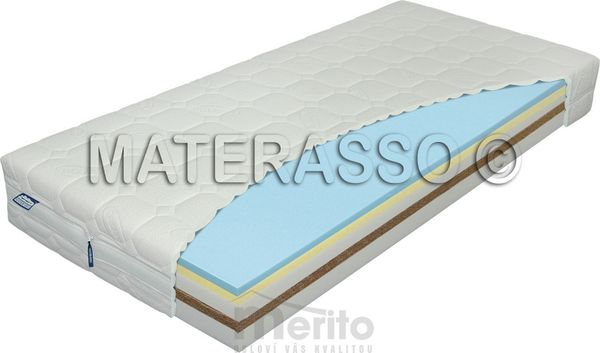 HYDROLATEX POLARGEL MAXI matrac Materasso