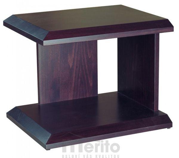 MONIKA nočný stolík masív