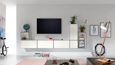 Now ToGO zvýhodnená zostava 7 ks biela now!by Hülsta