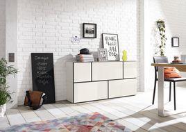 Now ToGO 1. zvýhodnená zostava 5 ks biela now!by Hülsta