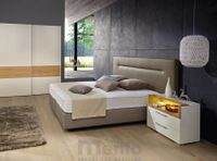 SUITE Deluxe Posteľ Boxspring s matracom TOP Point 1000 Hülsta